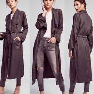 NWT Anthro / Hei Hei robe kimono trench coat